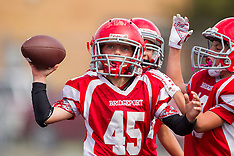 08/28/16 Pee Wee FB Bridgeport Red vs. Clarksburg