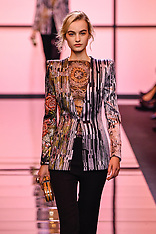Paris - Giorgio Armani Catwalk - 24 Jan 2017