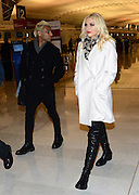 07.NOVEMBER.2012. PARIS<br /> <br /> GWEN STEFANI AND TONY KANAL ARE SPOTTED ARRIVING AT ROISSY-CHARLES DE GAULLE AIRPORT IN PARIS.<br /> <br /> BYLINE: EDBIMAGEARCHIVE.CO.UK<br /> <br /> *THIS IMAGE IS STRICTLY FOR UK NEWSPAPERS AND MAGAZINES ONLY*<br /> *FOR WORLD WIDE SALES AND WEB USE PLEASE CONTACT EDBIMAGEARCHIVE - 0208 954 5968*