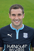Kevin Thomson - Dundee FC headshots <br />  - &copy; David Young - www.davidyoungphoto.co.uk - email: davidyoungphoto@gmail.com