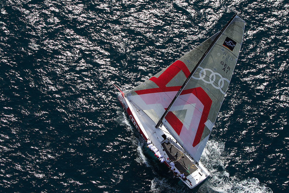 ITALY, Sardinia, Cagliari, AUDI MedCup, 21st September 2010,  Region of Sardinia Trophy, Audi A1 Powered by All4one.