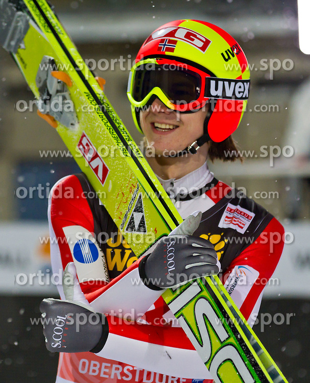29.12.2010, Schattenbergschanze, Oberstdorf, GER, Vierschanzentournee, Oberstdorf, Qualifikation, im Bild Tom Hilde, NOR, during the 59th Four Hills Tournament Qualifying in Oberstdorf, EXPA Pictures © 2010, PhotoCredit: EXPA/ P. Rinderer