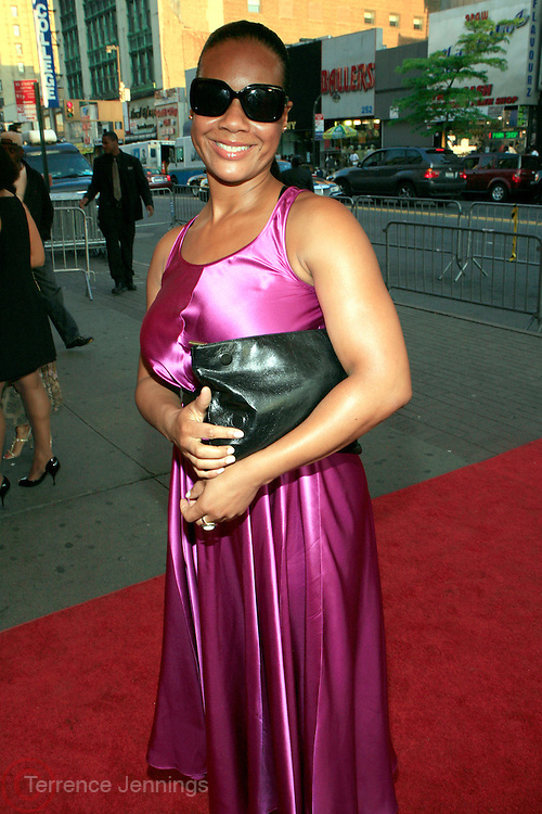 Ayo Roach at The Apollo Theater 4th Annual Hall of Fame Induction Ceremony & Gala held at The Apollo Theater on June 2, 2008