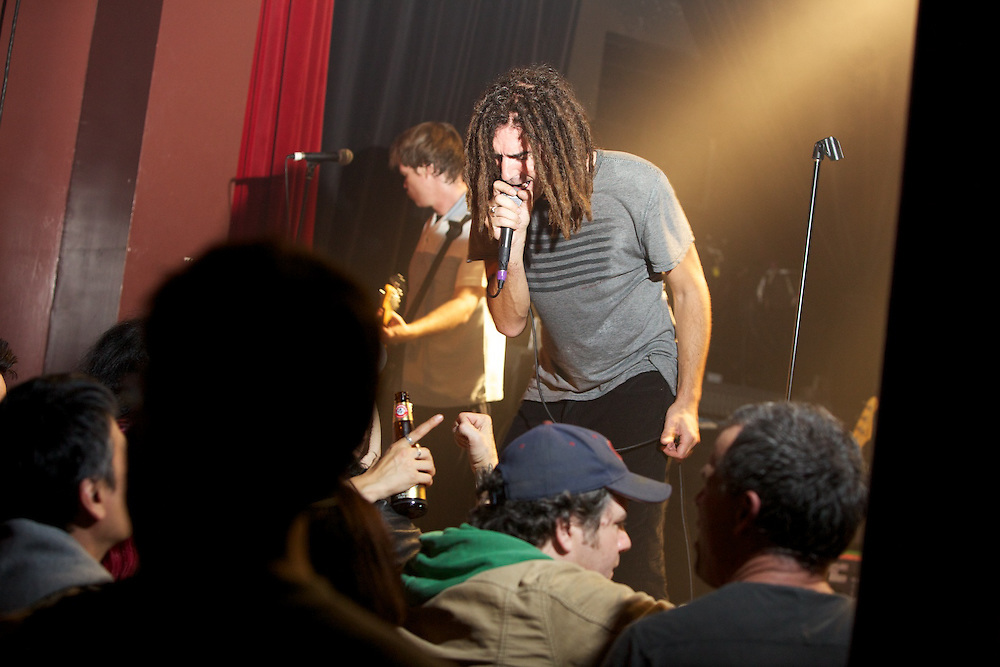 The Asexuals, following a 15 year hiatus, reunite to perform at Cabaret JPR as part of the 9th edition of the Pop Montreal International Music festival in Montreal, Canada on October 1st, 2010