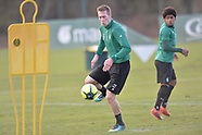 Saint Etienne Training Session & New Player Announcement- 19 January 2018