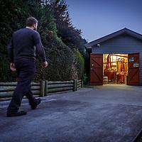 Old Hobart Distillery in Hobart, Tasmania, August 25, 2015. Gary He/DRAMBOX MEDIA LIBRARY