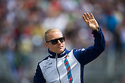 June 5-7, 2015: Canadian Grand Prix: Valtteri Bottas (FIN), Williams Martini Racing
