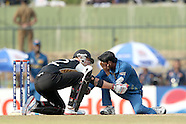 ICC World Twenty20 Super 8s match -  Sri Lanka v New Zealand 27th September 2012