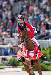 BLUM Simone (GER), DSP Alice<br /> Tryon - FEI World Equestrian Games™ 2018<br /> Siegerehrung Medaillenvergabe<br /> FEI World Individual Jumping Championship<br /> Third cometition - Round B<br /> 3. Qualifikation Einzelentscheidung 1. Runde<br /> 23. September 2018<br /> © www.sportfotos-lafrentz.de/Dirk Caremans