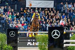 Mansur Guerios Yuri, BRA, Casantos<br /> JIM Maastricht 2019<br /> CSI4* Van Mossel Prix<br /> © Hippo Foto - Dirk Caremans<br />  09/11/2019