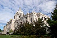 Minnesota State Capitol Building, Saint Paul, Minnesota