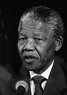 Nelson Mandela's Visit 1990