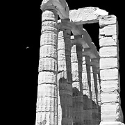Greece Infrared BW Scenic Stock Photos 2015