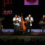 BREVARD, NC - SEPTEMBER 12 :  The Seldom Scene performs in the Mountain Song Festival at The Brevard Music Center on September 12, 2009,  in Brevard, North Carolina, USA. (Photo by Logan Mock-Bunting/Getty Images)