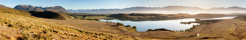 Early morning view of Lake Alexandrina