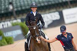 Hart Rebecca, USA, El Corona Texel<br /> World Equestrian Games - Tryon 2018<br /> © Hippo Foto - Sharon Vandeput<br /> 19/09/18