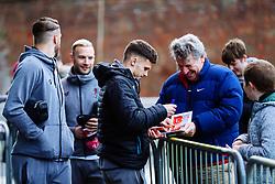 Jamie Paterson of Bristol City arrives - Rogan/JMP - 12/02/2020 - Ashton Gate Stadium - Bristol, England - Bristol City v Derby County - Sky Bet Championship.