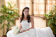 Carrie Comeaux bridal portraits