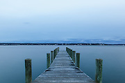 """A Short Pier""<br />