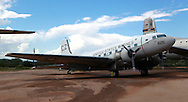 the Douglas C117 &quot;super gooneybird&quot; at the Pima Air and Space Museum in Tuscon, Arizona. The civilian version was the DC 3<br /> <br /> Photo by Dennis Brack