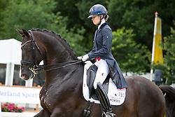 Fry Charlotte, GBR, Everdale<br /> Longines FEI/WBFSH World Breeding Dressage Championships for Young Horses - Ermelo 2017<br /> © Hippo Foto - Leanjo De Koster<br /> 05/08/2017