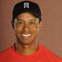June 19, 2007; Orlando, FL USA.<br /> Portrait of Tiger Woods, shot at Universal Studios.<br /> <br /> Photo by Preston Mack