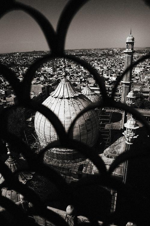 Asia, India, New Delhi, capital, city, Mega City, Delhi Union Territory, Jama Masjid