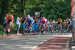 Peloton with Laurens ten Dam (NED) of CCC Team (POL,WT,Giant) during 2019 Dutch National Road Race Championships Men Elite, Ede, The Netherlands, 30 June 2019, Photo by Pim Nijland / PelotonPhotos.com | All photos usage must carry mandatory copyright credit (Peloton Photos | Pim Nijland)