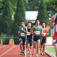 B Division Boys 3000m
