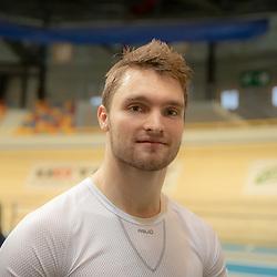 25-11-2018: Wielrennen: NK Baan: Apeldoorn <br /> Mathijs Buchli