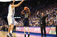 November 17, 2017 - Lexington, Kentucky - Rupp Arena: ETSU guard Jermaine Long (24)<br /> <br /> Image Credit: Dakota Hamilton/ETSU