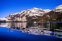 Prince William Sound, near Valdez, Alaska USA