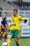 16.4.2015, Tehtaan kenttä, Valkeakoski.<br /> Suomen Cup 2015, 6. kierros<br /> Ilves - IFK Mariehamn<br /> Heikki Aho - Ilves