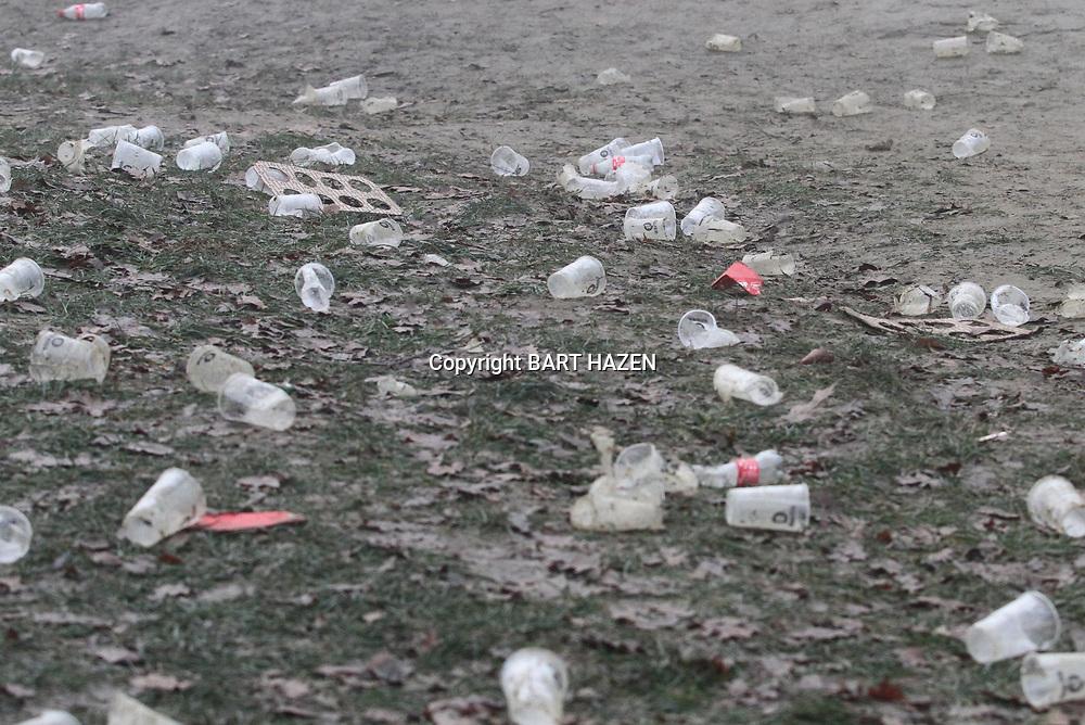 01-01-2020: Wielrennen: DVV trofee veldrijden: Baal:Sfeer