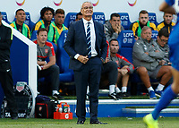 Football - 2016/2017 Premier League - Leicester Ciity V Arsenal. <br /> <br /> Leicester City Manager Claudio Ranieri at The King Power Stadium.<br /> <br /> COLORSPORT/DANIEL BEARHAM