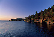 Ocean, Pacific Ocean, San Juan Islands, Washington