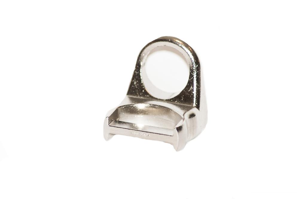 Zinc D-Ring Connector