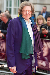 © Licensed to London News Pictures. 11/04/2016. Guy Hibbert arrives for the European film premiere of Eye In The Sky. London, UK. Photo credit: LNP