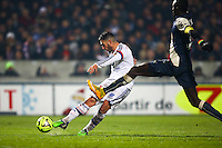 Goal Jordan Ferri - 21.12.2014 - Bordeaux / Lyon - 19eme journee de Ligue 1 -<br />