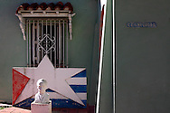 Marti monument in San Luis, Pinar del Rio, Cuba.