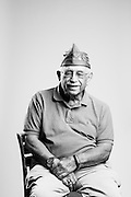 Sheldon Ohren<br /> Air Force<br /> E-3<br /> Crypto, Operator<br /> Apr. 15, 1952 - Jan. 6, 1956<br /> Korean War<br /> <br /> <br /> Veterans Portrait Project<br /> Charleston, SC<br /> Jewish War Veterans
