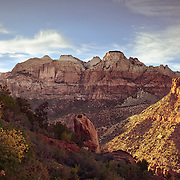 Taken at Zion National Park