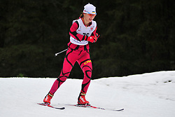 KONONOVA Oleksandra, UKR at the 2014 IPC Nordic Skiing World Cup Finals - Long Distance