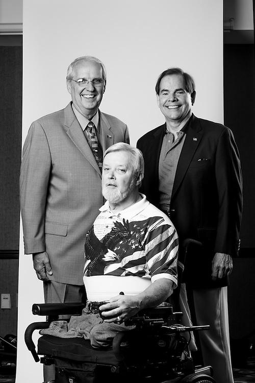 Johnny T. &quot;Tommy&quot; Clack<br /> Army<br /> O-3<br /> Artillery Forward Observer<br /> Jan. 1966 - Sept. 1969<br /> Vietnam<br /> <br /> Veterans Portrait Project<br /> Alpharetta, GA