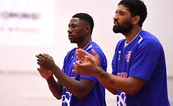 Daniel Edozie of Bristol Flyers  - Mandatory byline: Joe Meredith/JMP - 11/12/2015 - Basketball - SGS Wise Campus - Bristol, England - Bristol Flyers v Plymouth Raiders - British Basketball League