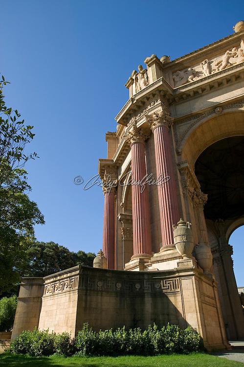 Palace of Fine Arts-San Francisco, CA