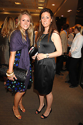 Left to right, ALEXANDRA SANDBACH and ISABELLE PEARSON at an evening of private shopping in aid of Elizabeth Fitzroy Support at Tiffany & Co, 145 Sloane Street, London on 14th May 2008.<br /><br />NON EXCLUSIVE - WORLD RIGHTS