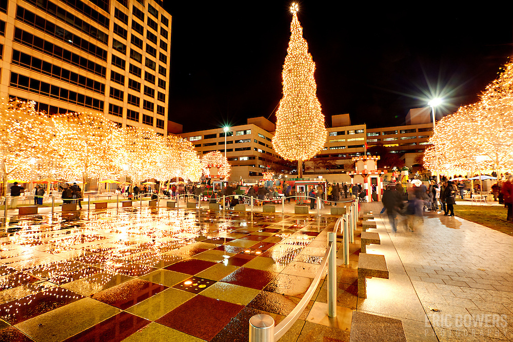 Mayor\'s Christmas Tree Lighting, 2014 | Eric Bowers Photo