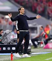 Fussball  1. Bundesliga  Saison 2019/2020  1. Spieltag  FC Bayern Muenchen - Hertha BSC Berlin       16.08.2019 Trainer Niko Kovac (FC Bayern Muenchen) nachdenklich