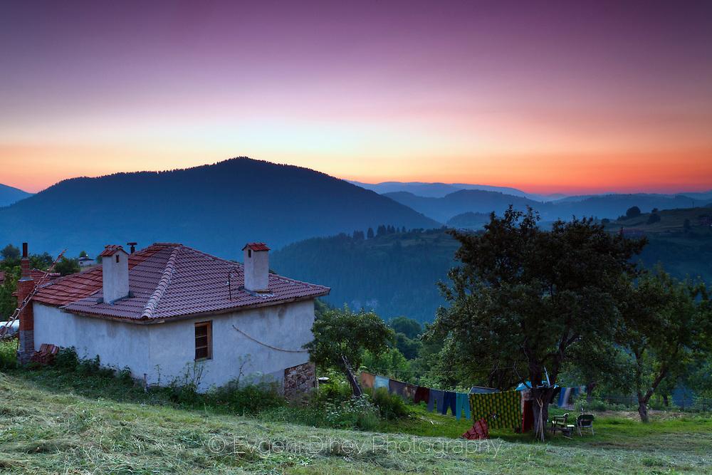 Rhodopean village Gela